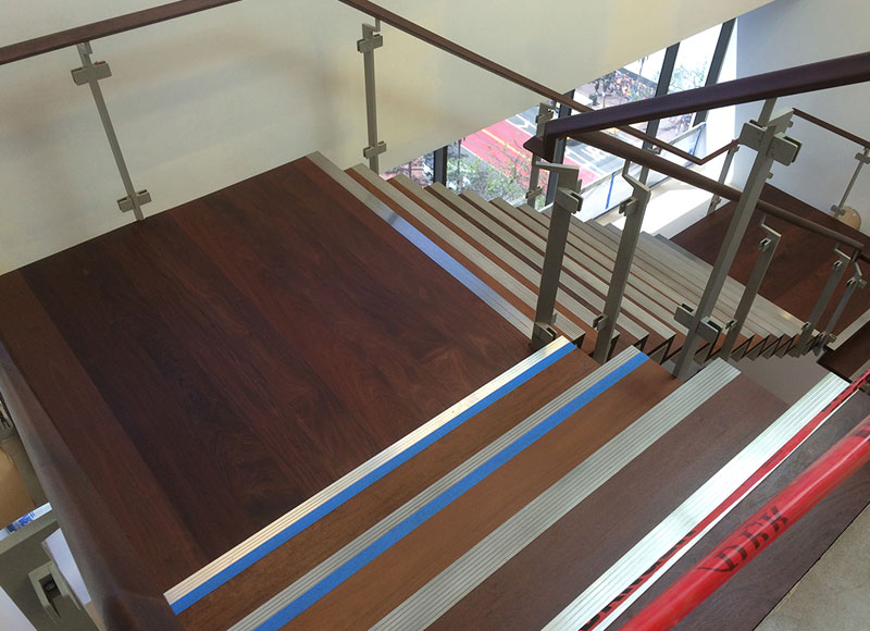 Ipe Wood Finishing in San Francisco, CA