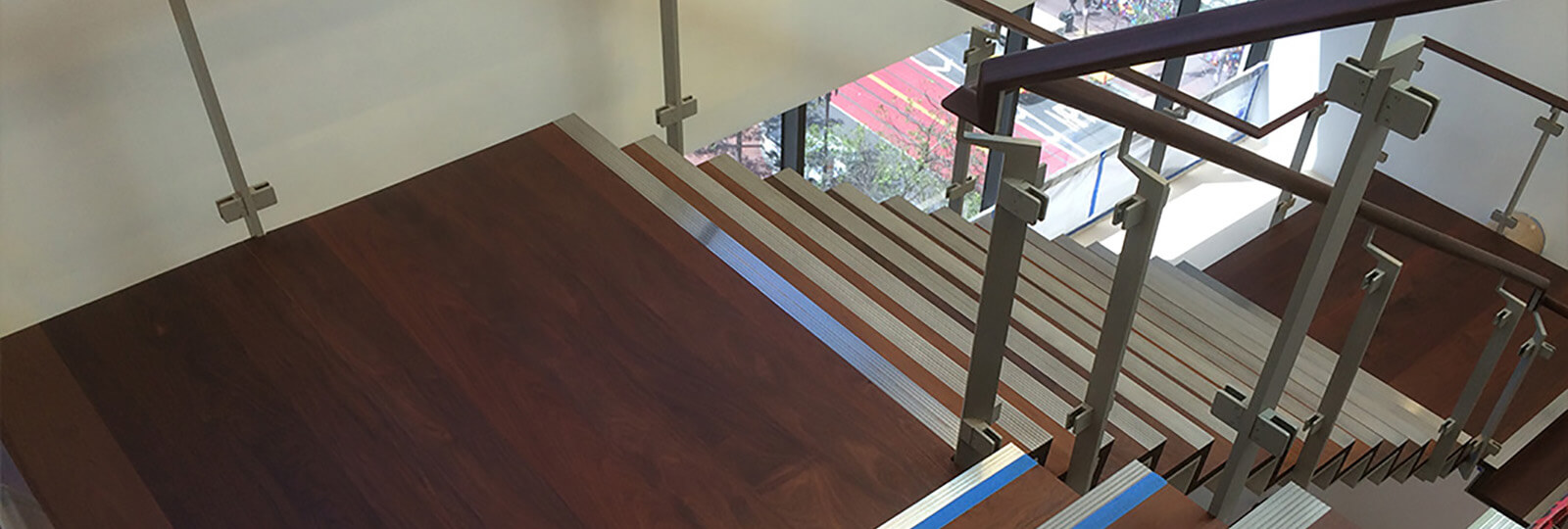 Wood Finishing Contractor for Tenant Improvements